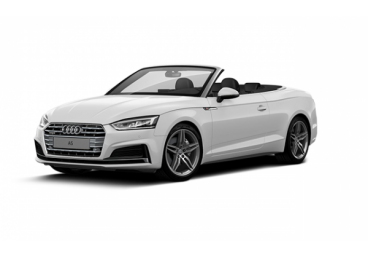 Drop the top and feel the breeze in the Audi A5 cabriolet.