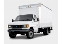 16 ft moving vans offer a carrying capacity of up to 1150 kg, along with a number of safety features such as a backup alarm, cargo tie downs, a loading ramp and more.