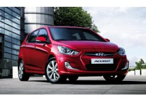 ECONOMY CAR (Hyundai Accent or similar)
